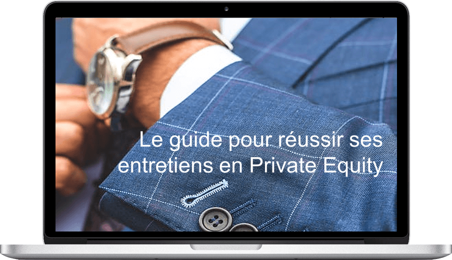 Guide Formation Private Equity